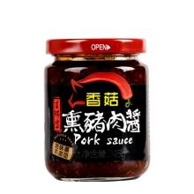 吉瑞宝 香菇熏猪肉酱  酱 245g
