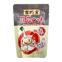 吉瑞宝 蒜蓉口味(微辣) 酱  110g(效期到2019-8-8)