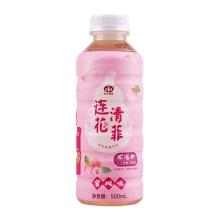 以岭 连花清菲果味植物饮料(蜜桃味) 500ml