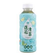 以岭 连花清菲果味植物饮料(青柚味) 500ml