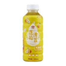 以岭 连花清菲果味植物饮料(香梨味) 500ml