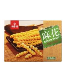 稻香村 盒装麻花(香葱咸味) 180g