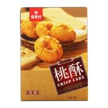 稻香村 盒装桃酥 180g