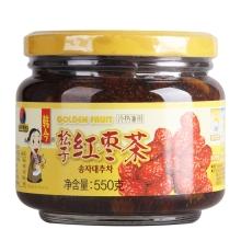 韩今蜂蜜松子红枣茶 550g