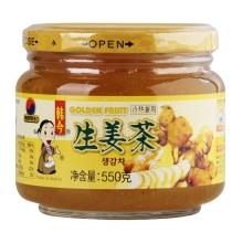韩今蜂蜜生姜茶 550g 冷热兼用
