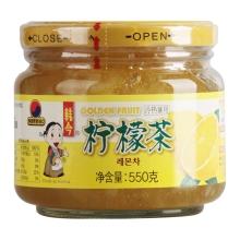 韩今蜂蜜柠檬茶 550g