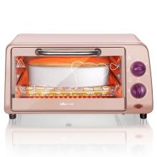 小熊 电烤箱 家用电烤炉定时控温小型电饼铛蛋糕机迷你烘焙机烤面包机饼干机DKX-A09A1