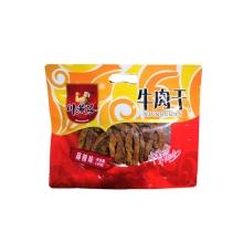川汉子 麻辣牛肉干 108g 小零食