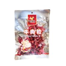 川汉子 牛肉粒香辣味 80g 小零食