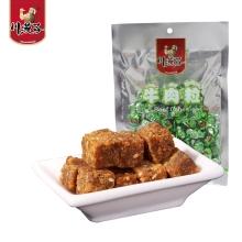 川汉子 牛肉粒五香味 80g 小零食