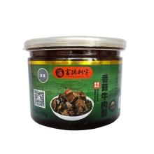 富瑞利宝 香菇牛肉酱 400g 酱 零食