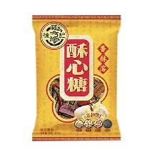 徐福记 454酥心糖包 328g 糖