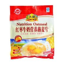 大地红枣牛奶营养燕麦片600g