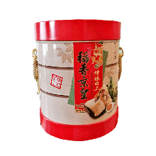 稻香京皇 增臻日上 1.62kg  粽子礼盒 粽子  预定中