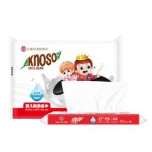 KNOSO 快乐森林婴儿嫩柔纸巾 128mm*190mm*120张(3张/抽) 纸巾 婴儿