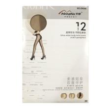 梦娜 12D双档连裤袜G6205-深肤 袜