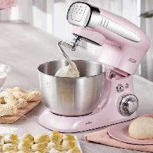 北美厨师机(ACA) 家用商用厨师机和面机全自动多功能搅拌机揉面机打蛋器ASM-DA600