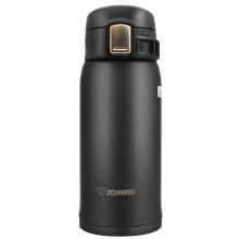 象印 不锈钢真空瓶 SMSZ36(黑色) 360ml