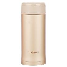 象印 不锈钢真空瓶 SMAZE35(金色) 360ml