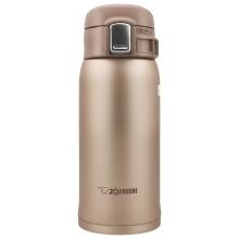 象印 不锈钢真空瓶 SMSZ36(金色) 360ml