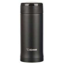 象印 不锈钢真空瓶 SMAZE35(黑色) 360ml