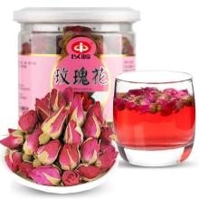 以岭 玫瑰花 60g/罐