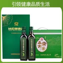 以岭 健康品质组合 以岭特级初榨橄榄油礼盒装+以岭五常大米稻花香米5KG盒装 橄榄油 大米 健康油 品质生活