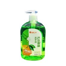 橙乐工坊芦荟抑菌洗手液500g