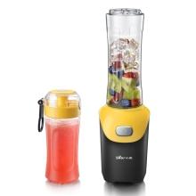 小熊料理机LLJ-D06D2榨汁机 迷你双杯家用果汁机便携式多功能料理杯果汁杯搅拌机