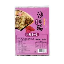 稻香村 紫薯味沙琪玛 500g