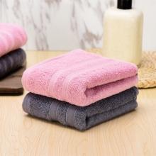金号 法兰克福/婴幼儿A类标准系列 双条毛巾彩盒装TJ-1881  毛巾纯棉