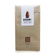 原始老农 盐焗巴旦木 100g 坚果 小零食