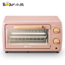 小熊 电烤箱 DKX-C10M2 10.5升 樱桃粉 品质生活
