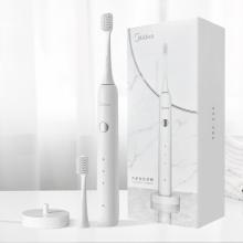 美的 电动牙刷MC-AJ0101 冰川白 品质生活